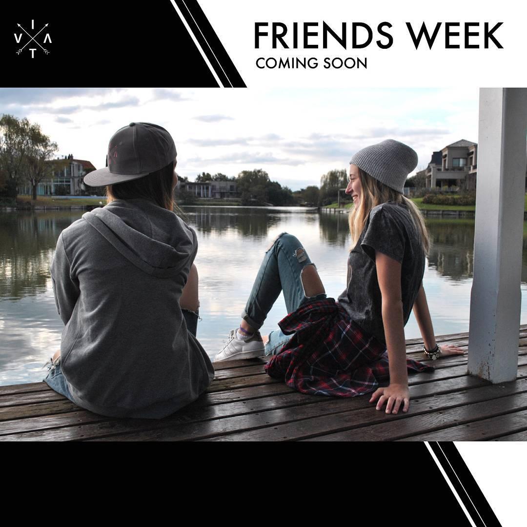 Estate atento que la semana próxima se viene el día del amigo con un montón de promos que vas a encontrar en nuestro SHOP ONLINE >> www.vitacaps.com.ar