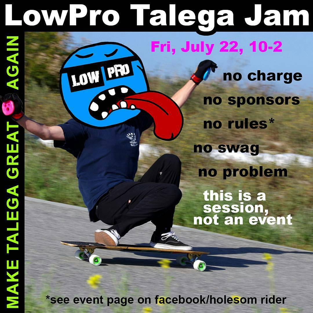 This Friday, come shred or lurk