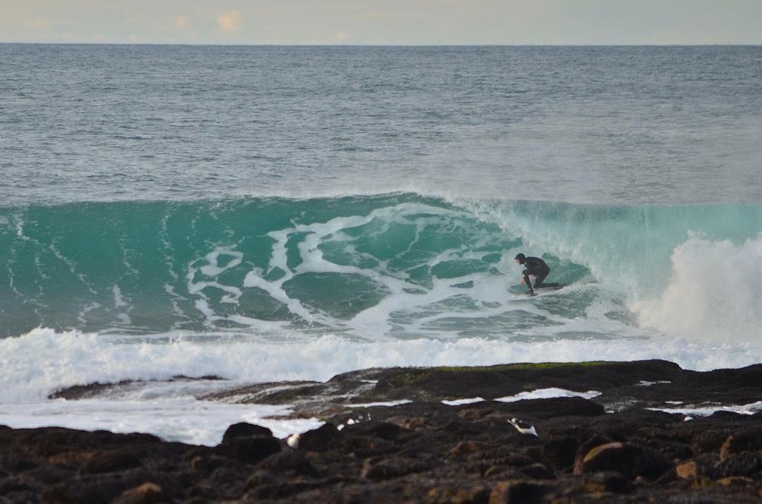 Muy feliz cumpleaños para el surfista de la Patagonia @julianiturralde