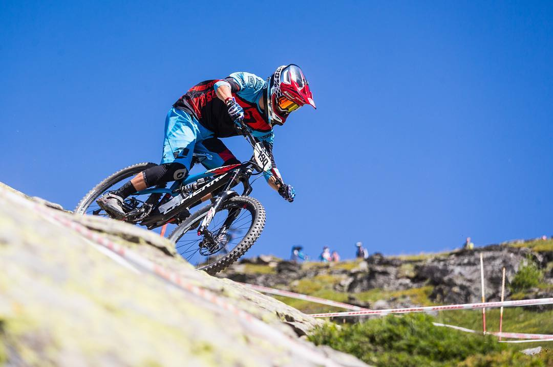 PINNED! Massive congrats to @lapierrebikes U21 @world_enduro Racer Adrien Dailly who had an amazing weekend of racing taking his category WIN and a host of stage wins with an overall time to put him top 10 in the Elite field! Amazing results! #LaThuile...