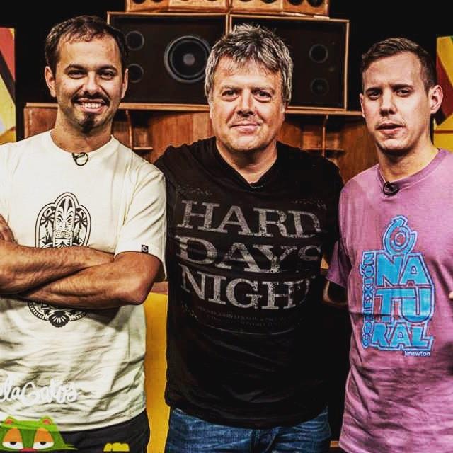 Vamos la banda de Pelagatos! Knewton represents con Juanchi Baleiron!  Excelente programa! (Viernes 20h x @muchmusicla ) #PelagatosTV #Pericos #MuchMusicLA #Music #Style #Reggae #Knewton #ConexiónNatural