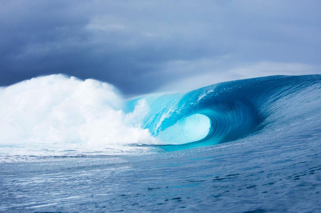 The countdown to the #billabongprotahiti begins. Who's ready? #lifesbetterinboardshorts