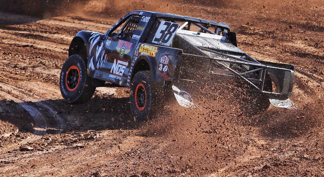 Free ticket give away!!! Repost a photo of me in my @nosenergydrink Pro 2 race truck using hashtag #deeganpro2 for a chance to win two tickets to @lucasoiloffroad races this weekend and @glenhelenraceway