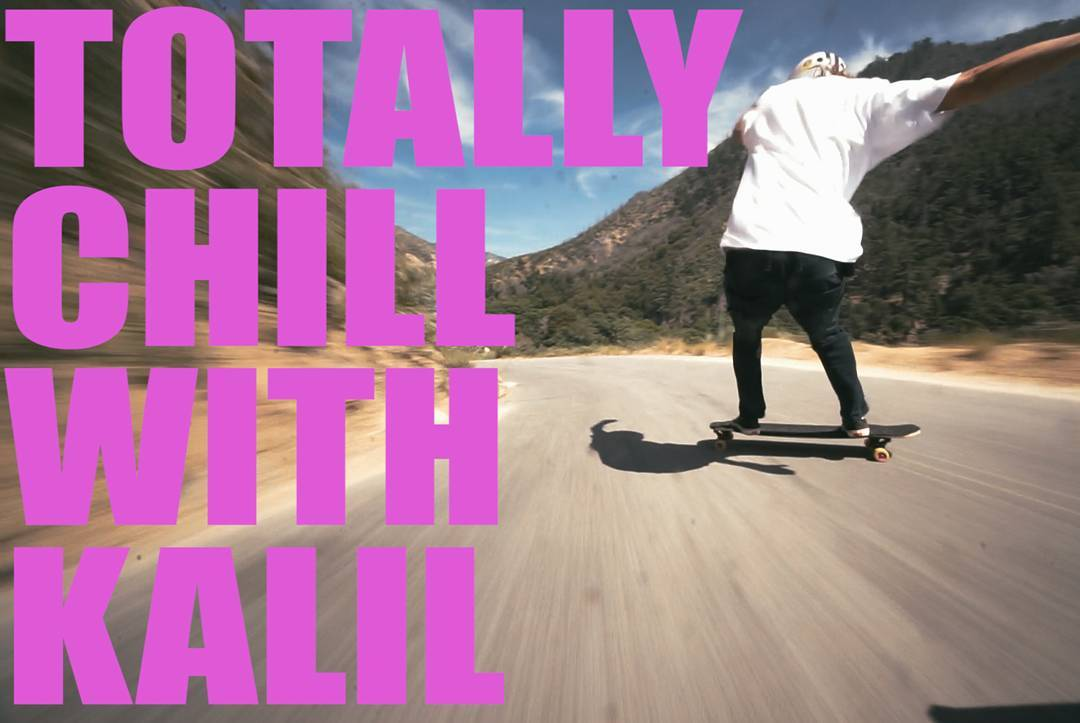 @perropro and @baddecisionsalex and @adamstokowski came together with speed fiend @kalil.hammouri to create an absurdly fast paced video of Kalil on the Orangatang Yellow Skiffs on a new road.  Click our link in our bio for the full video!  #Orangatang...