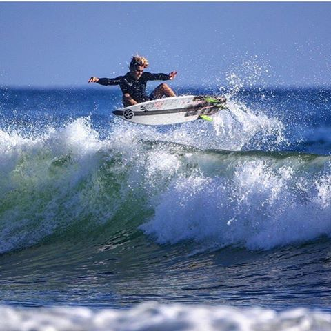 5, 4, 3, 2, 1. We have lift off!  #bbr #bbrsurf ##bbrsurfwear #buccaneerboardriders #teamrider #jackhopkins #air #airshow