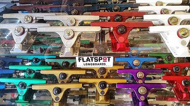 we are so stoked to see @flatspotshop carrying Calibers! #caliber50 #caliber44