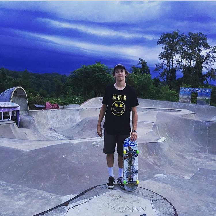 @mitch_stfg recently visited Skatopia