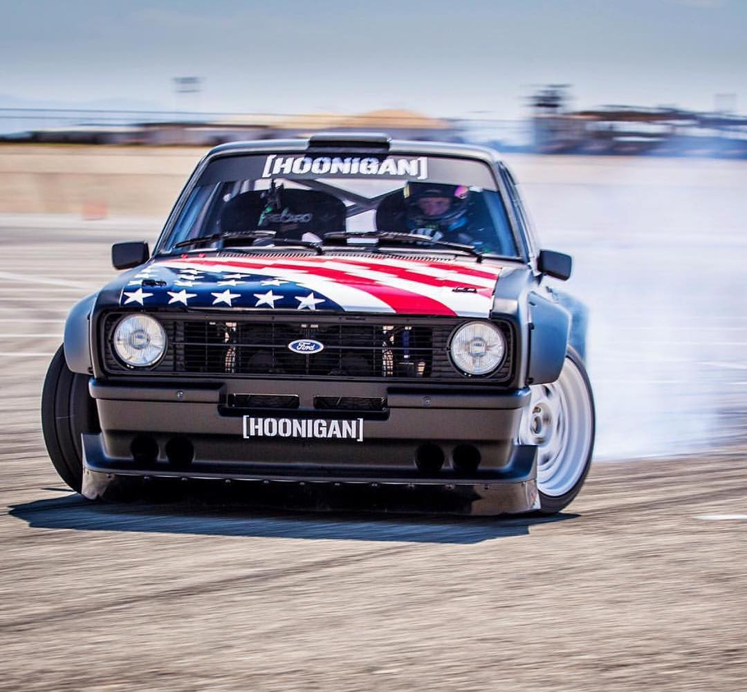 Throwback to the first shakedown run with the #gymkhanaescort! HHIC @kblock43 ain't got time for break in periods.
