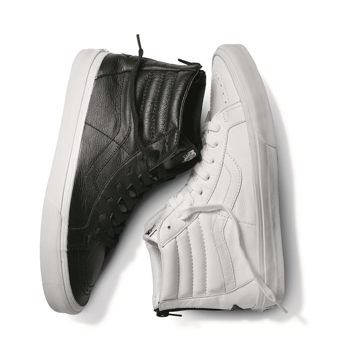 Black or white. The Original #Sk8Hi