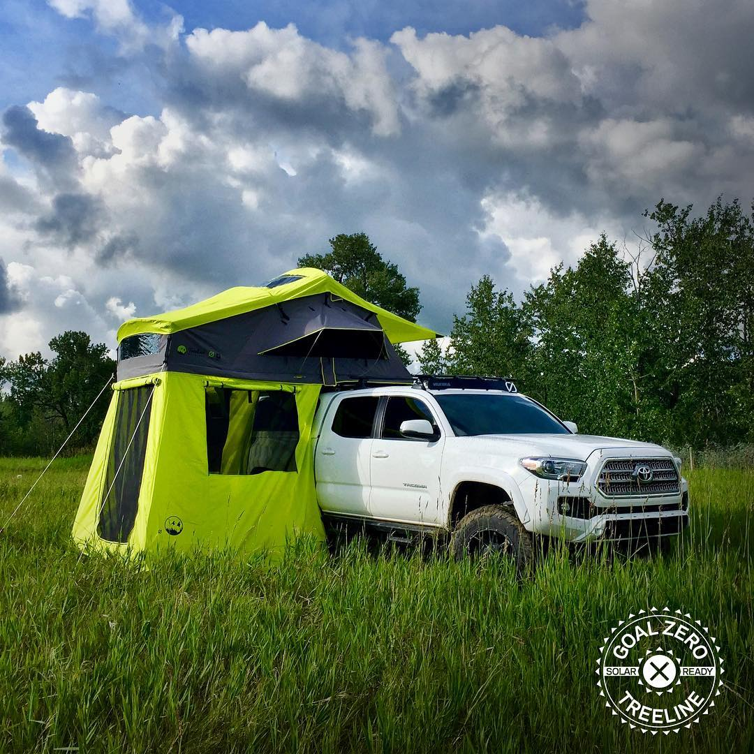 We're proud to share the latest edition of the Solar Ready™ Rooftop Tent from @treelineoutdoors. To learn more, and check out the rest of our collaborations, follow the link in our profile.