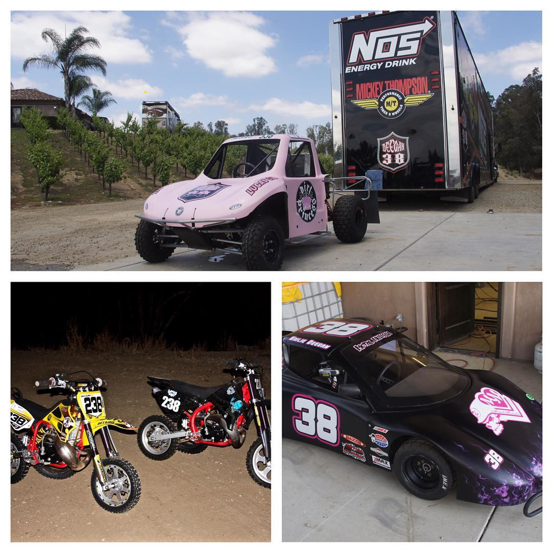 For sale! Still have a few things we are selling. Clearing some space. Hailies Mod Kart. Hailies Bandolero. Dangerboys cobra 50 and 60. Local pick up only. Located in temecula. Serious inquires only please DM me. Don't have time to chat