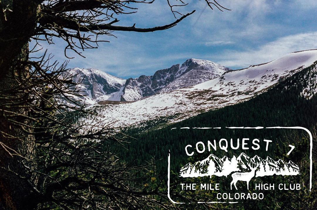 Conquest No.7 - The Mile High Club is now up on our website! Check out our co-founders' adventure through Colorado and exploring the idea of what it is to be Concrete Native. #concretenative #conquest #adventure #adventurelife #hiking #travel #colorado...