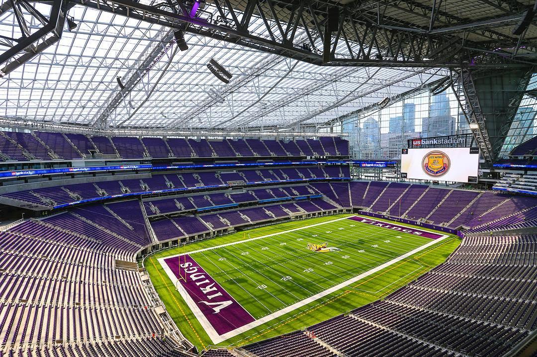 @USBankStadium • Minneapolis, Minn. • 1.75 million sq. ft. • 66,200 capacity • Four block urban plaza • Home to #XGames in 2017 and 2018