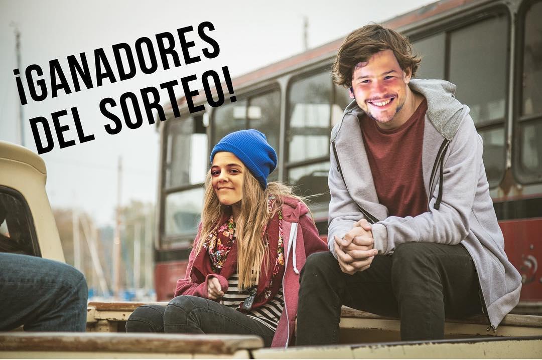Porque los novios también son amigos, con ustedes los ganadores del sorteo. ¡Felicitaciones @fede.matassi y @franccesca1 Gracias a todos por participar. No se pierdan de nuestros productos en www.bullriderargentina.com