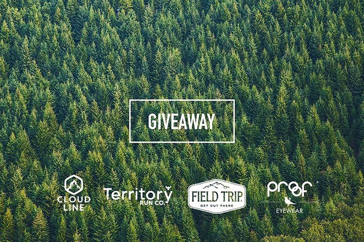 Hungry for some summer gear from @_cloudline, @territoryrunco, @proofeyewear and @fieldtripjerky?  To Enter:  1) Follow all 4 brands on Instagram 2) Click the link in our profile & enter your email Enter through 11:59pm ET 7/24. We'll pick a winner and...