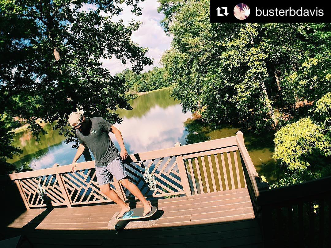 @busterbdavis with a deck side 101 session