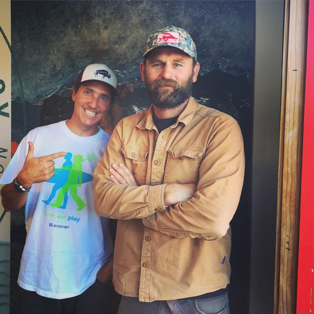 Foodie Alert, Code Red: Come on out to @prooflab tonight to hear  famed Surfer & Filmaker #ChrisMalloy speak, and see his new movie that explores how our relationship to our food and our landscapes - might just be the key to unlock a better future for...