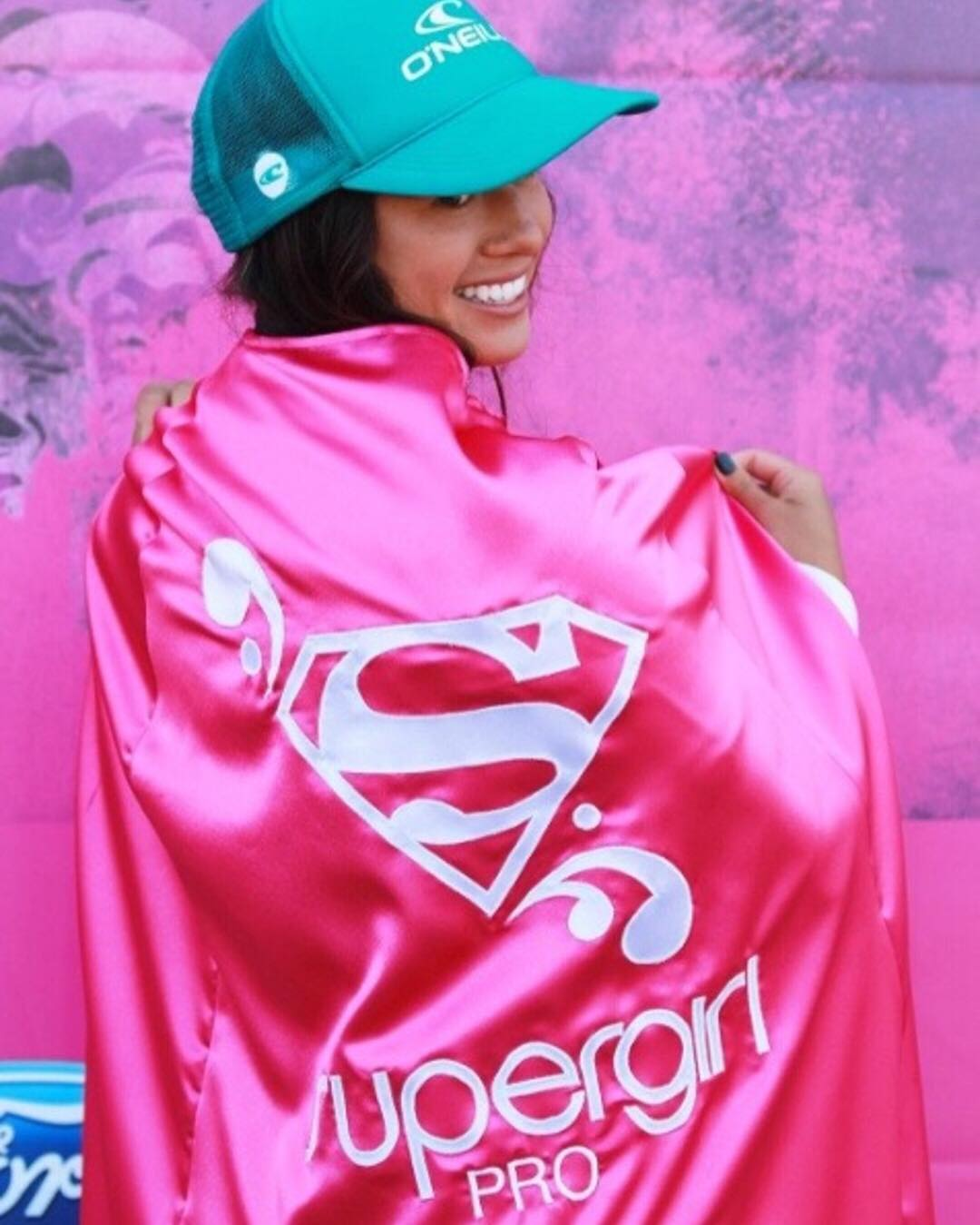 Throwing it back to 2013 when B4BC's own @maliamanuel took home the trophy at the @supergirlpro! Come visit us & the rest of the Supergirl Squad this weekend at the Oceanside Pier! #paulmitchellsupergirlpro #tbt