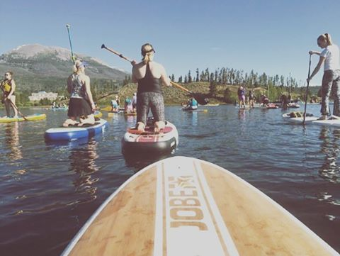 Our #sup2thepeople - people are dedicated to create the best #jobemoments. Our ambassador @stephthemartian & group create a lot of new ones during their USA-roadtrip