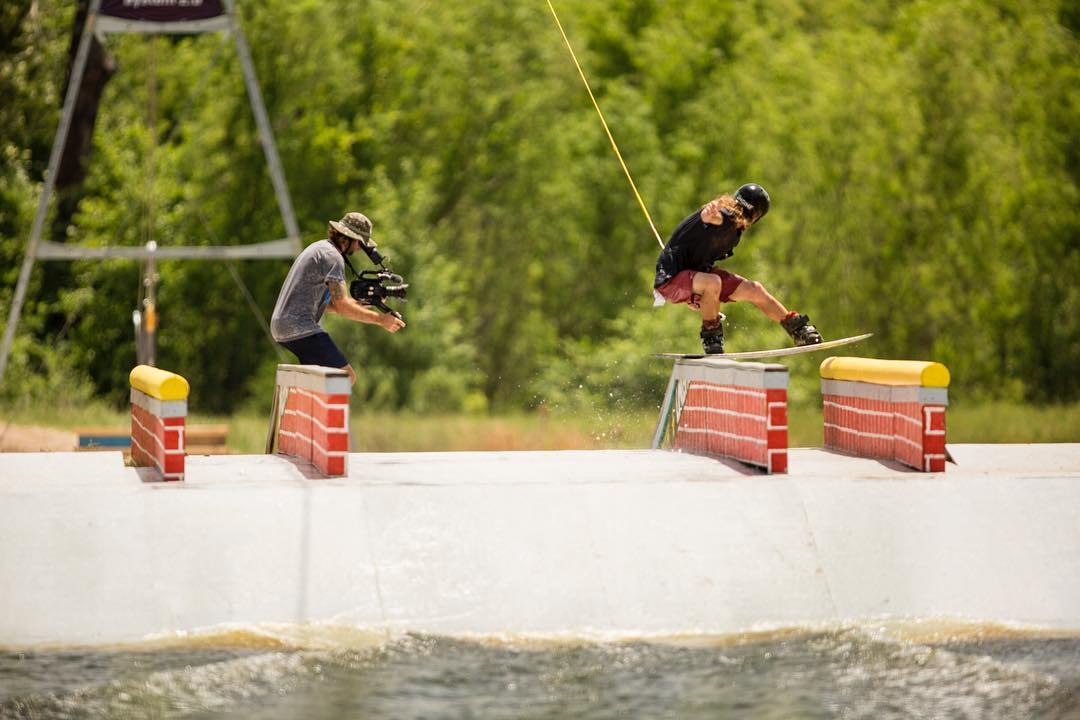 ICYMI: Six of the world's illest wakeboarders dropped brand new edits yesterday!  Click the link on our profile page to check 'em out. (