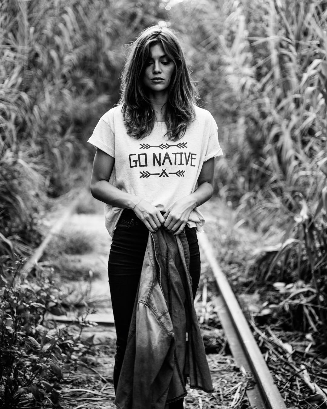 Go native, into the wild