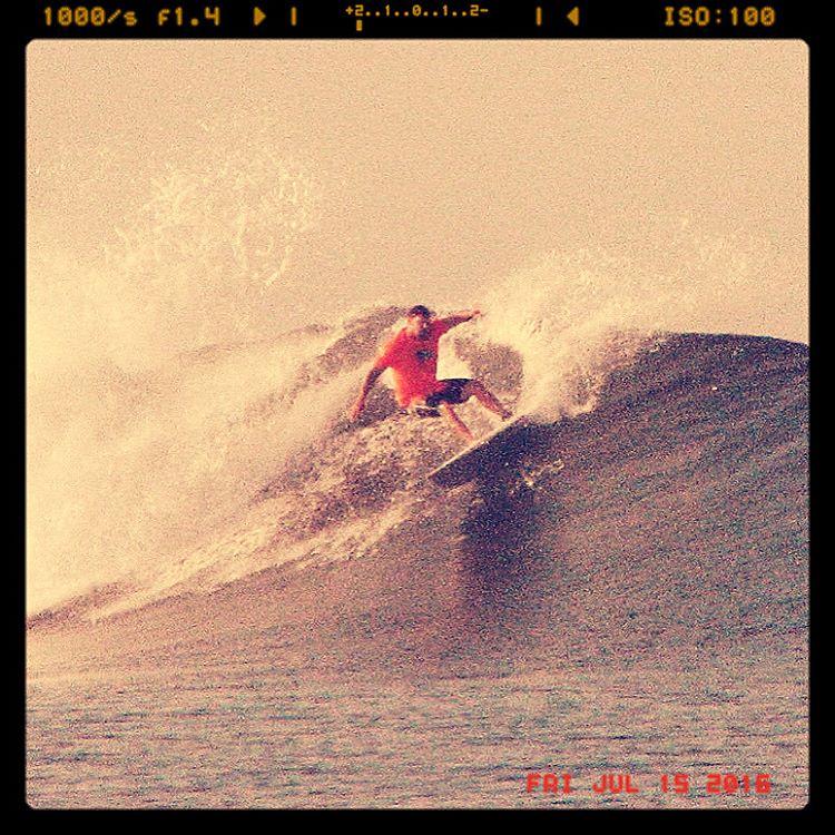 Bruno Missio killing it in #mexico #bro #wavetribe #sinaloa #surfing