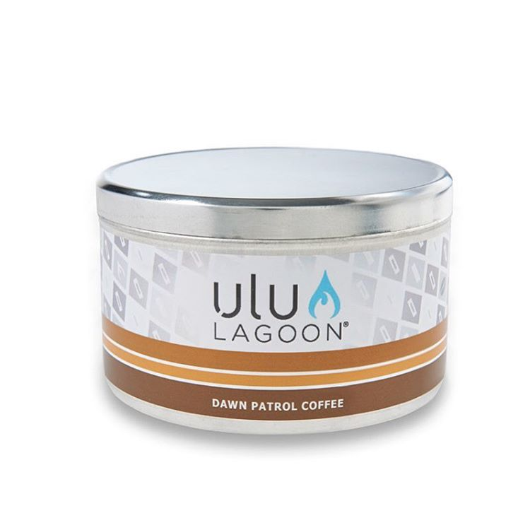 Love coffee? Need coffee? We do too. If you couldn't imagine waking up at 5 am for a surf (or anything else) without the help of a good cup of #coffee , the new Dawn Patrol coffee candle is for you! #coffeeaddicts rejoice.