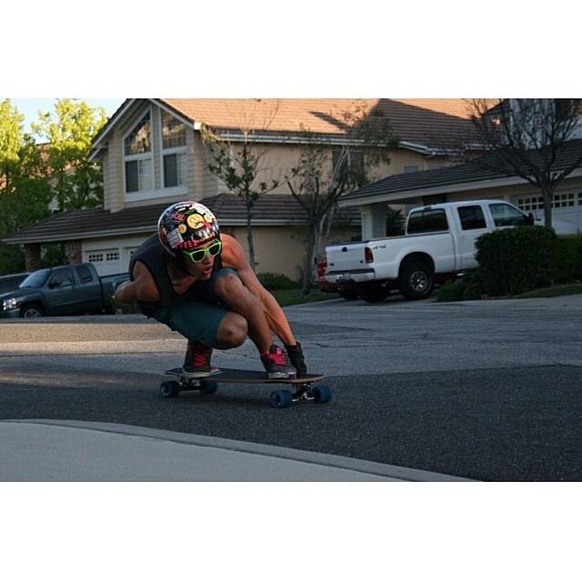 Rad sauce @dougmcalpine #gofast #downhill #skate #skateboard #shred #bike #bmx #nopro #gopro #helmetcam #seamless #nodrag #knuckles #bult