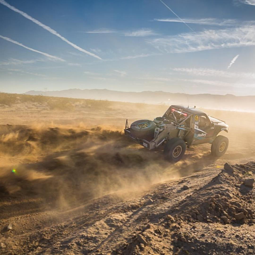 Our dude @quendo67 powering through the desert in the 1466 Ranger!