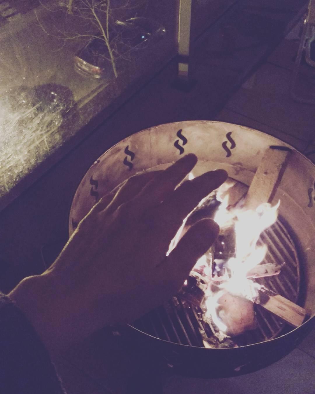 Take fire