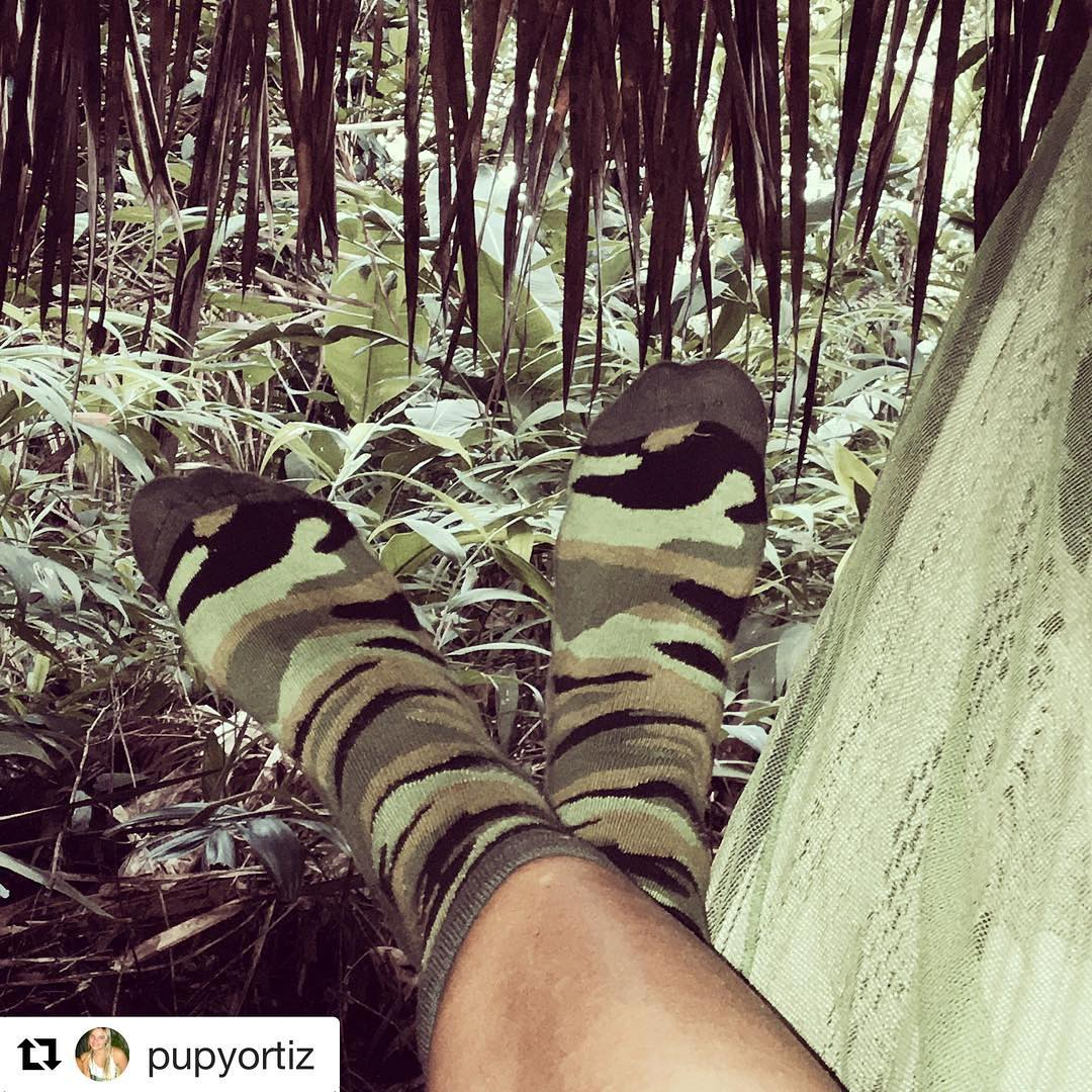 Una exeriencia increíble! Desde el #amazonas gracias @pupyortiz !!! ・・・ Y un día te despertás en una #hamaca en el medio de #amazonas