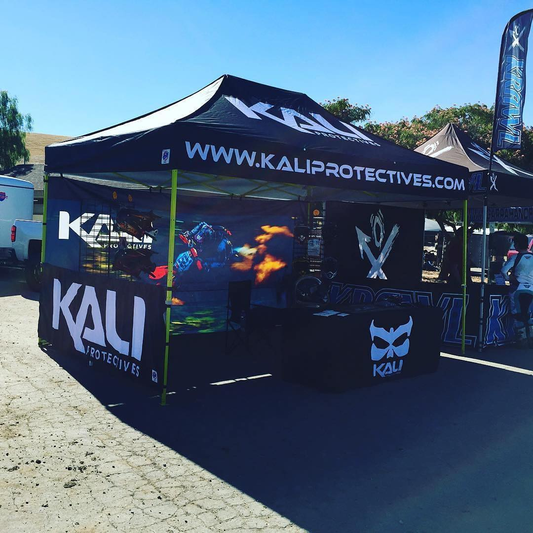 #Repost @kali_motorsports ・・・ It's race day for the Summer Series sponsored by Kali Protectives. Today we are at the Metcalf track come out and see some great races. #kalimotorsports #kaliprotectives #mxracing #helmets