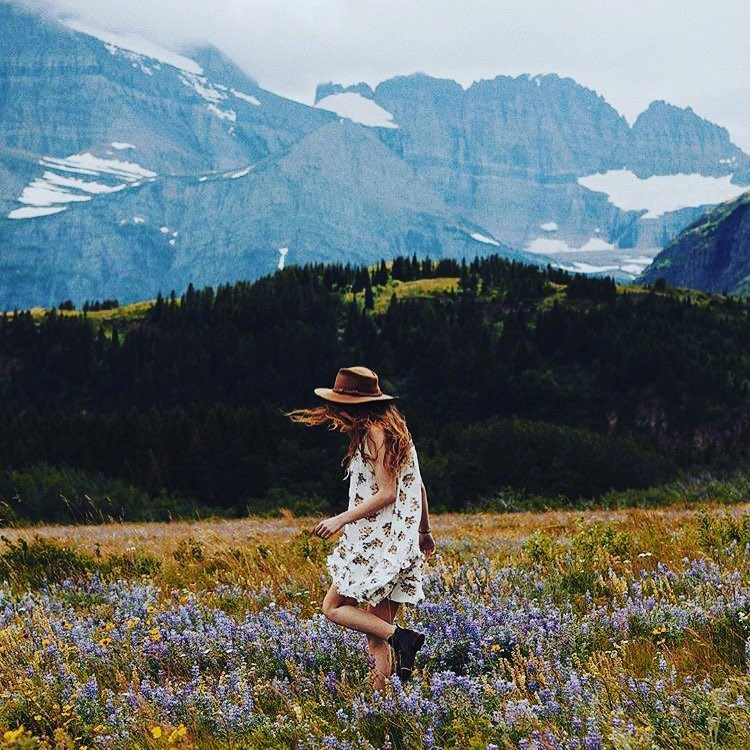 SUMMER SO SWEET IN GLACIER NP  #parkchamp @maisymoon finding the glory in #glaciernationalpark #radparks #summertime #nationalparks
