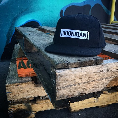 Casual C Bar SnapBack in Black - Available at #hooniganDOTcom
