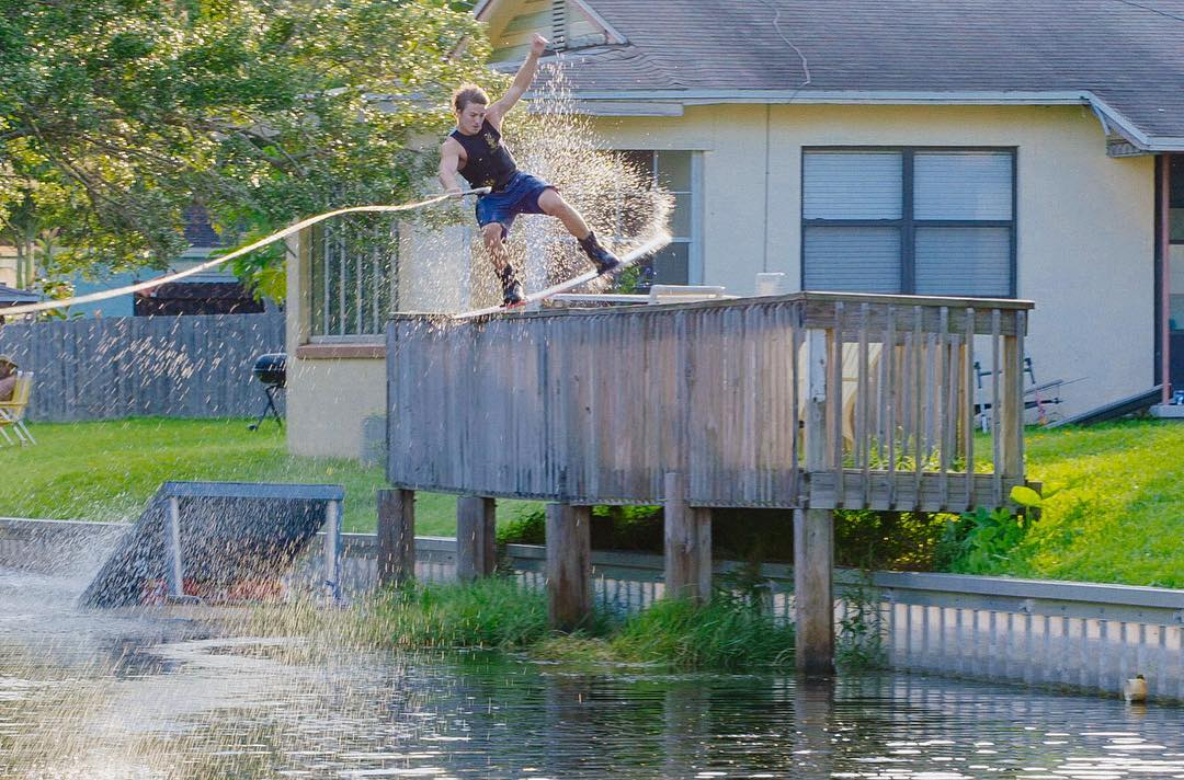 @SteelLafferty • Fort Lauderdale, Fla. • 24 years old • Goofy stance • Independent  Click the link on our profile page to check out his #RealWake edit! (
