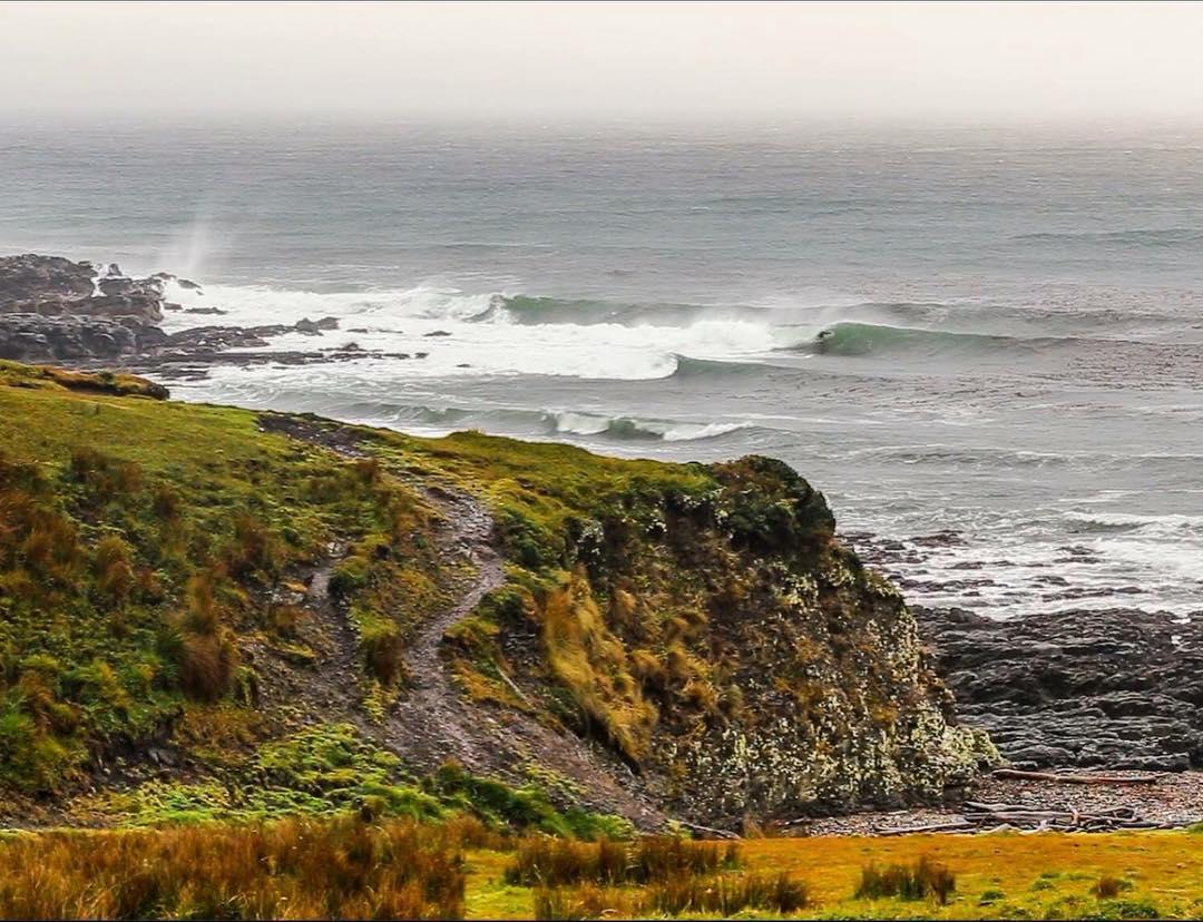 #peninsulamitre - Tierra del Fuego.  @patagonia.arg @patagonia_surf @reefargentina @guayaki @freelifesurf