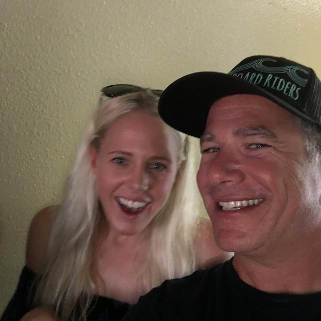 Hanging with Laura Enever at the Supergirl Pro. #bbr #bbrsurf #bbrsurfwear #buccaneerboardriders #psos #projectsaveoursurf #lauraenever #supergirlpro #celebritysurfcontest