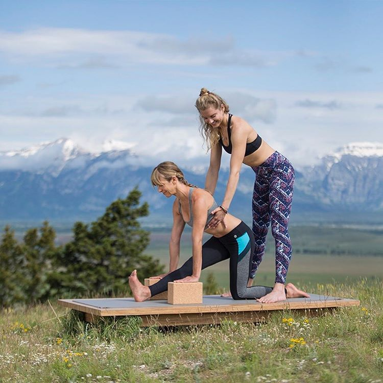 Stretch out those hamstrings with YogaToday's new flow class for hikers! *With YogaToday, we're running a special for our friends: receive a 20% discount on an annual YogaToday membership with the discount code THREADS4THOUGHT, enjoy!  Class...