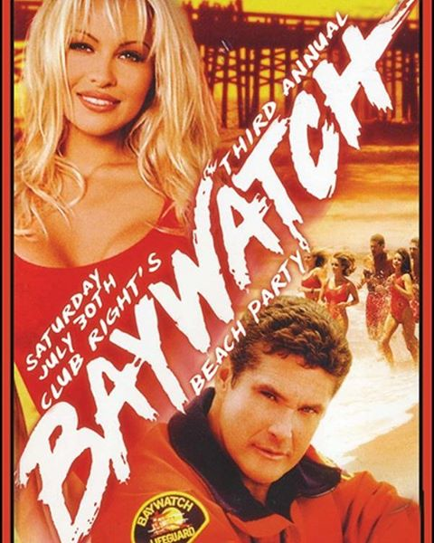 Dust off those Reebok pumps and get your flannel ready to tie around your waist 'cause this Saturday is the 3rd Annual Baywatch Beach Party at Cat Club! This year's party benefits the SF Chapter's program @holdontoyourbutt! Check out our FB page for...