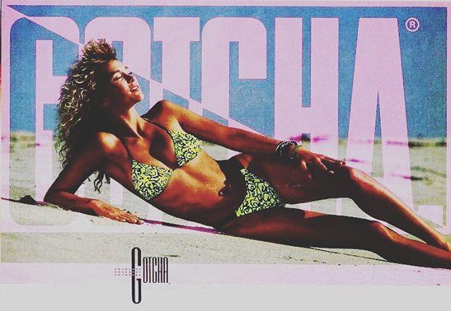 GOTCHA. Since 1978. Laguna Beach, CA.  #gotcha #iconsneverdie