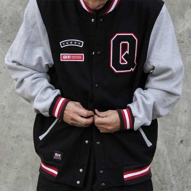A jaqueta college  é a pedida pra dar aquele style!