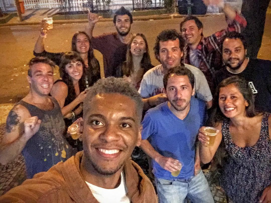 Cumpleaños de Iván con la galera Argentina y clayson