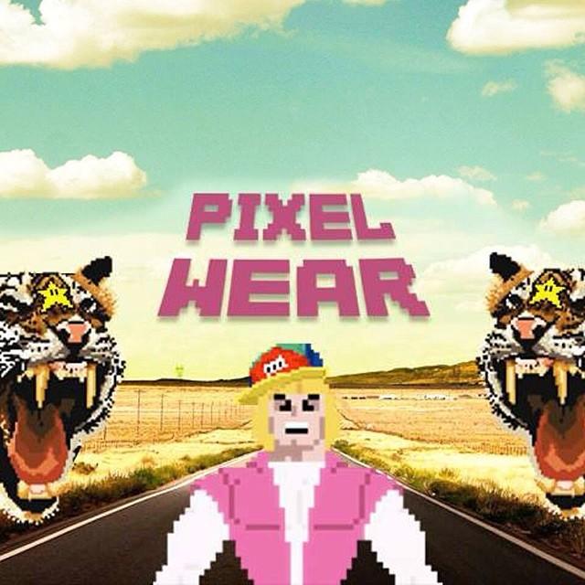 Pixel wear #heman #pixel #pixelart #urbanlife