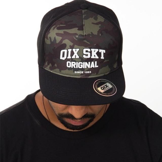 Um boné style não pode faltar pra sessão! Boné Skt Army - LOJAQIX.COM.BR #qix #qixskate #streetwear #bone