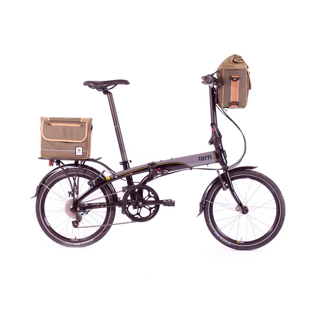 Modelo LIBERTADOR. Un bolso, más de una manera de adaptarlo a tu bici! Conoce más en nuestra web.