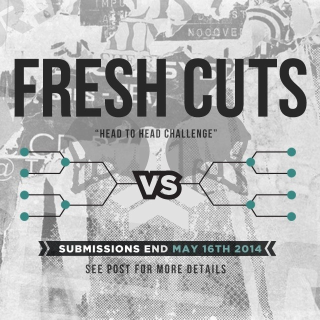 Start filming, #Freebord #FreshCut competition has begun, check out the blog for more details.