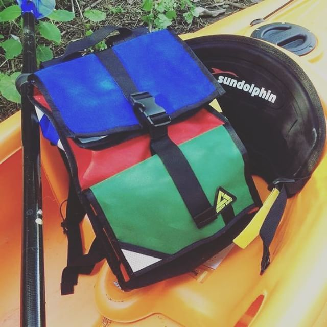 @Explorergear took our Joyride backpack out for a day on the kayak. Visit their page to find out more about what they have to say about their day and how well the bag held up! #explorergear #meetexplorers #explorebetter  #outdoors #outdoor #nature...