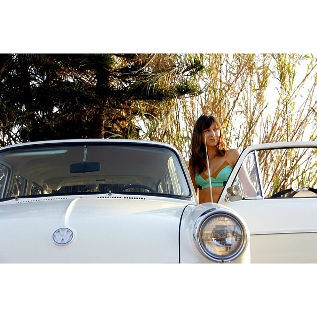 The Jalama bikini top in sea glass  on @nataliespaeth by @_lucrecia_  #seeajalama #myseealife