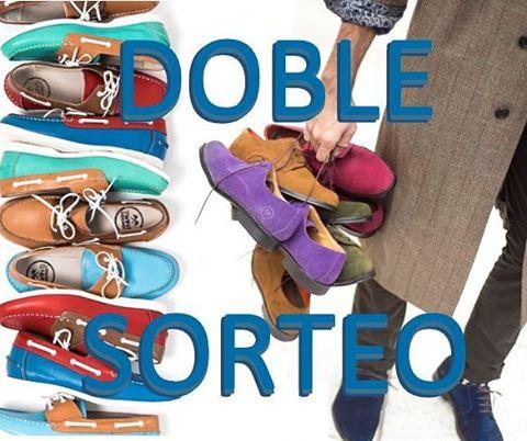 Semana de SORTEOS!! Esta semana sorteamos DOS pares de zapatos. ¿Cómo participar?