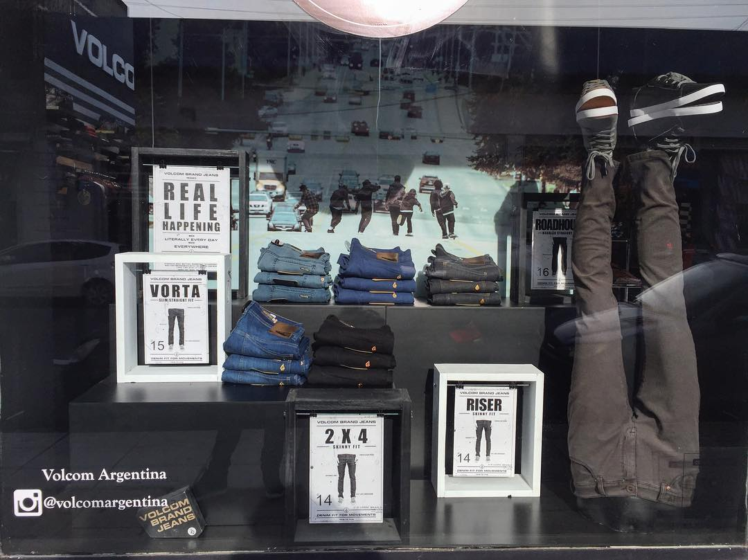 Volcom Brand Jeans: confort, tecnología para transitar tu #reallifehappening